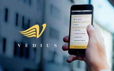 New Vēdius Medical App
