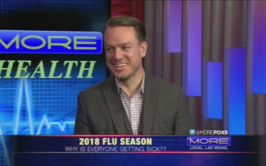 2018 Flu Season Explained