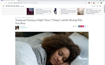 Tossing and Turning at Night? These 5 Things Could Be Messing With Your Sleep