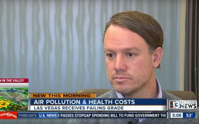 Air Pollution Costing Nevadans Millions in Health Bills