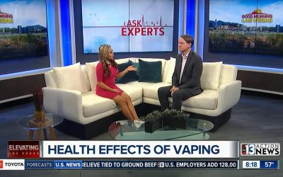 Health Effects of Vaping
