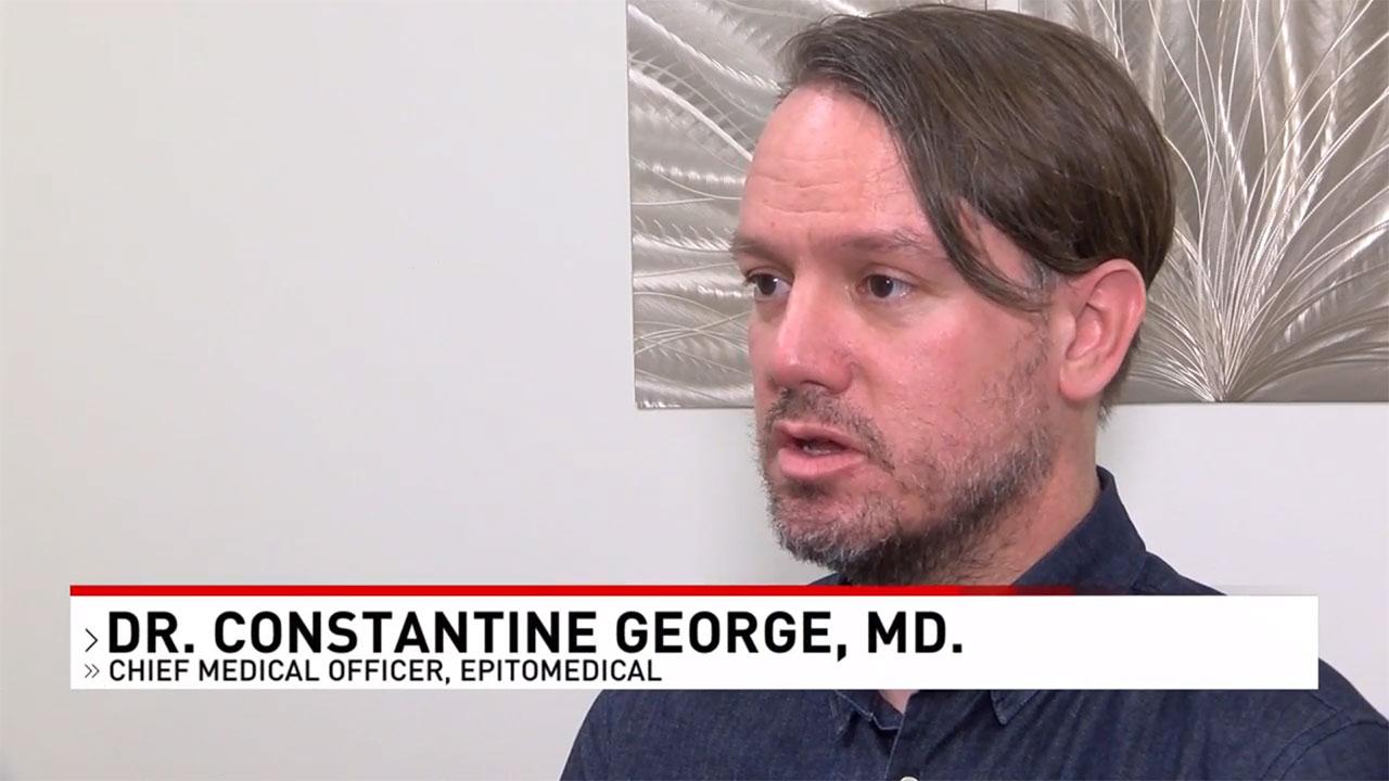 Dr. George on KSNV's 8-29-20 broadcast